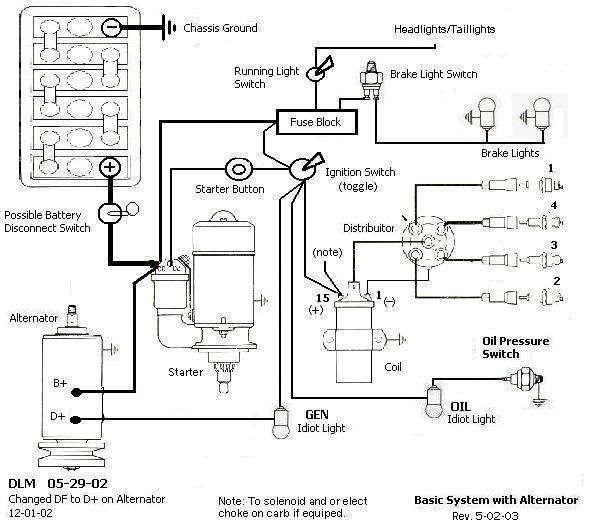 vw dune buggy wiring harness schematic wiring diagram