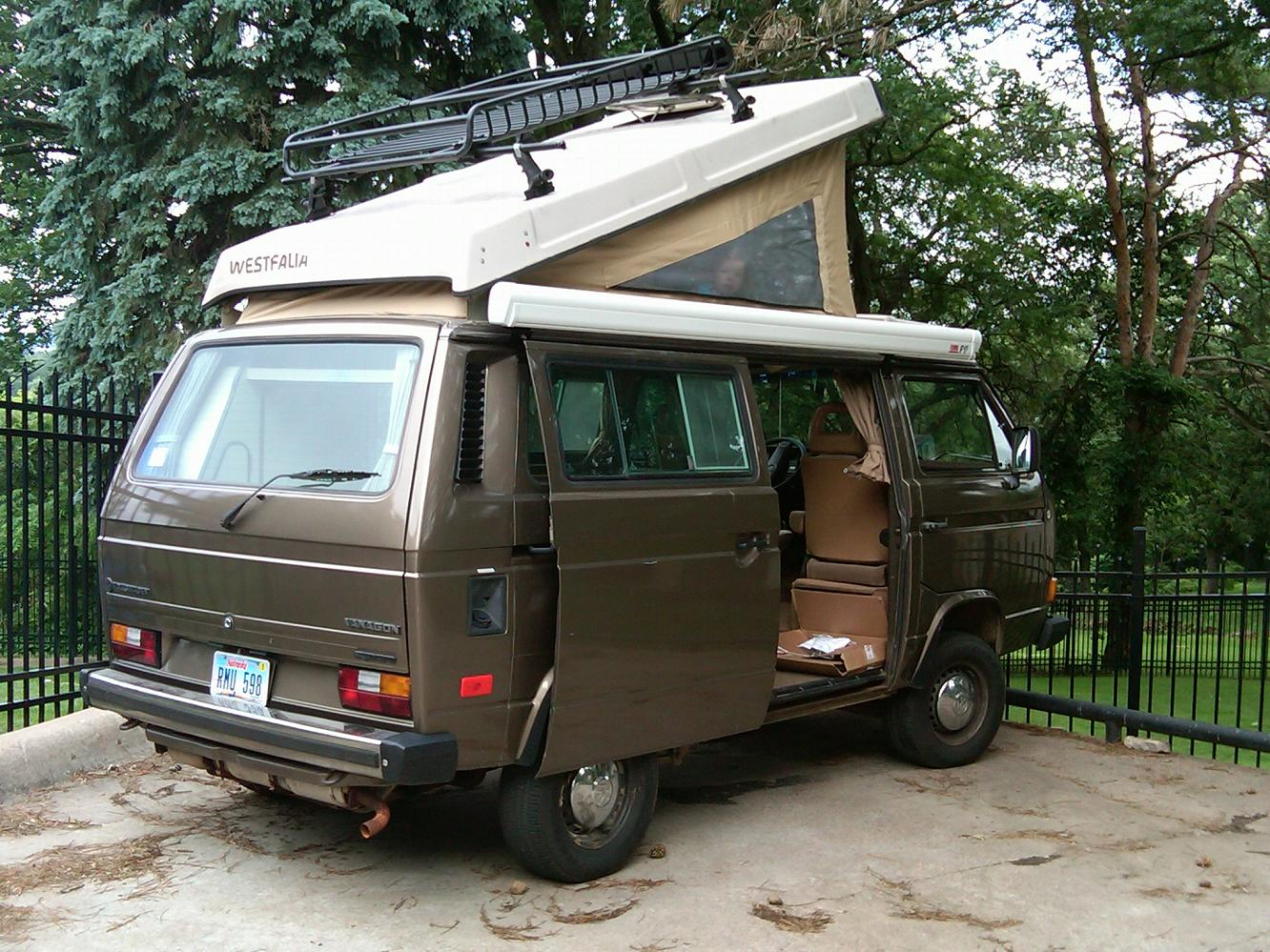 Thesamba Com Vanagon View Topic 86 Syncro Westy