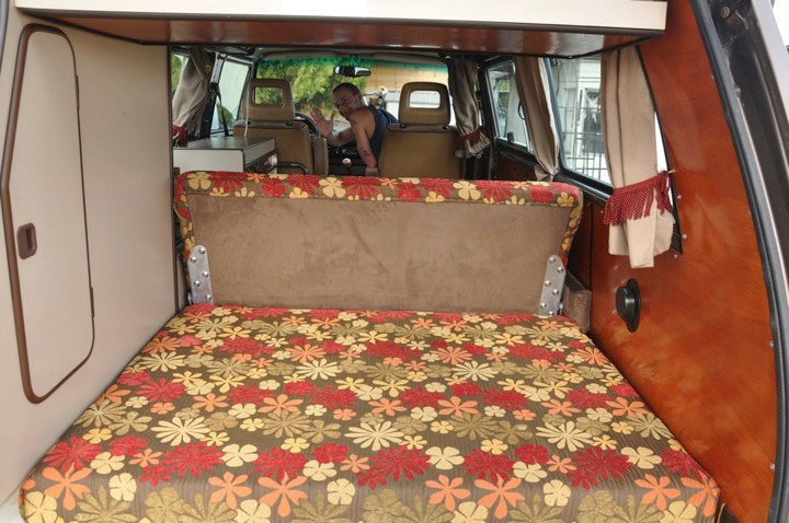 Interior Back Seat Cushions