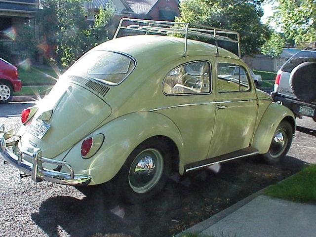 Beryl Green 62 Beetle