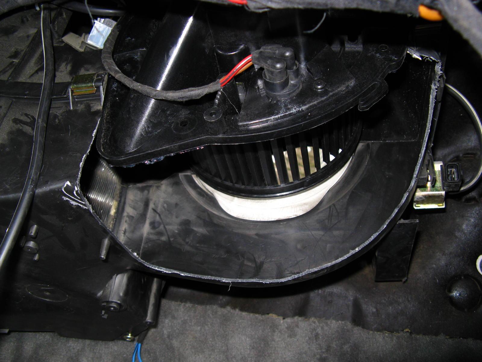 TheSamba Eurovan View topic Noisy 1995 Eurovan heater – Eurovan Engine Diagram