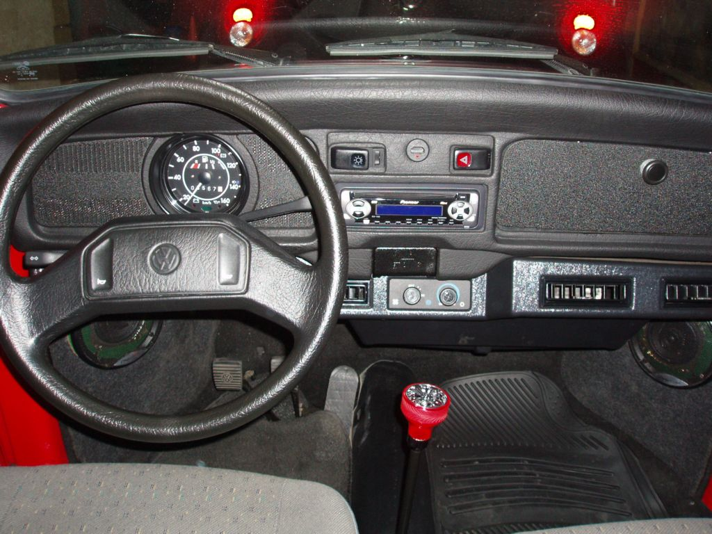 VW 2003 vw bug : TheSamba.com :: Gallery - 2003 Mexican Beetle