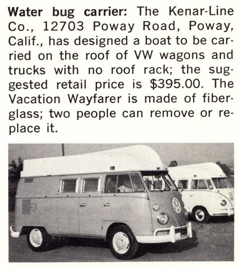 Vacation Wayfarer