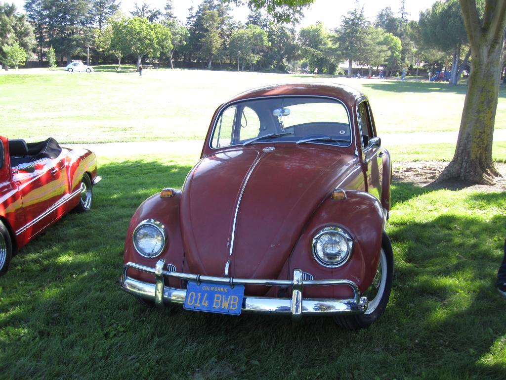 Nor Cal Vintage VW and Porsche Treffen