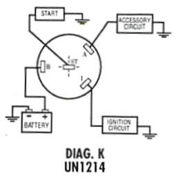 4 wire ignition switch wiring wiring diagram article wiring diagram ignition switch ford tractor 4 wire