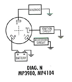 Key Switch Wiring Diagram on yamaha ignition wiring diagram