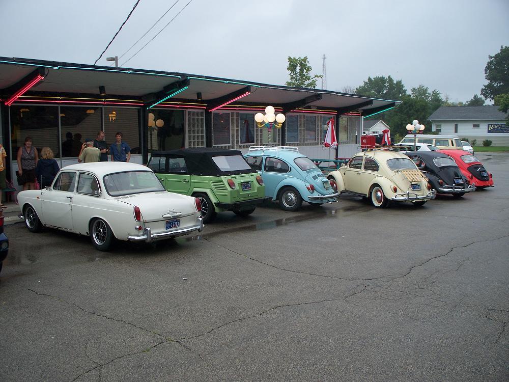 Arnold's Diner in Dacatur Indiana