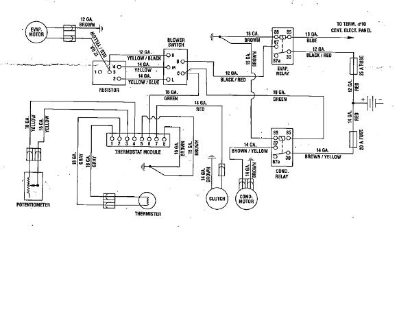 Vw Ac Wiring | Wiring Diagram Kenworth Ac Wiring Diagram on
