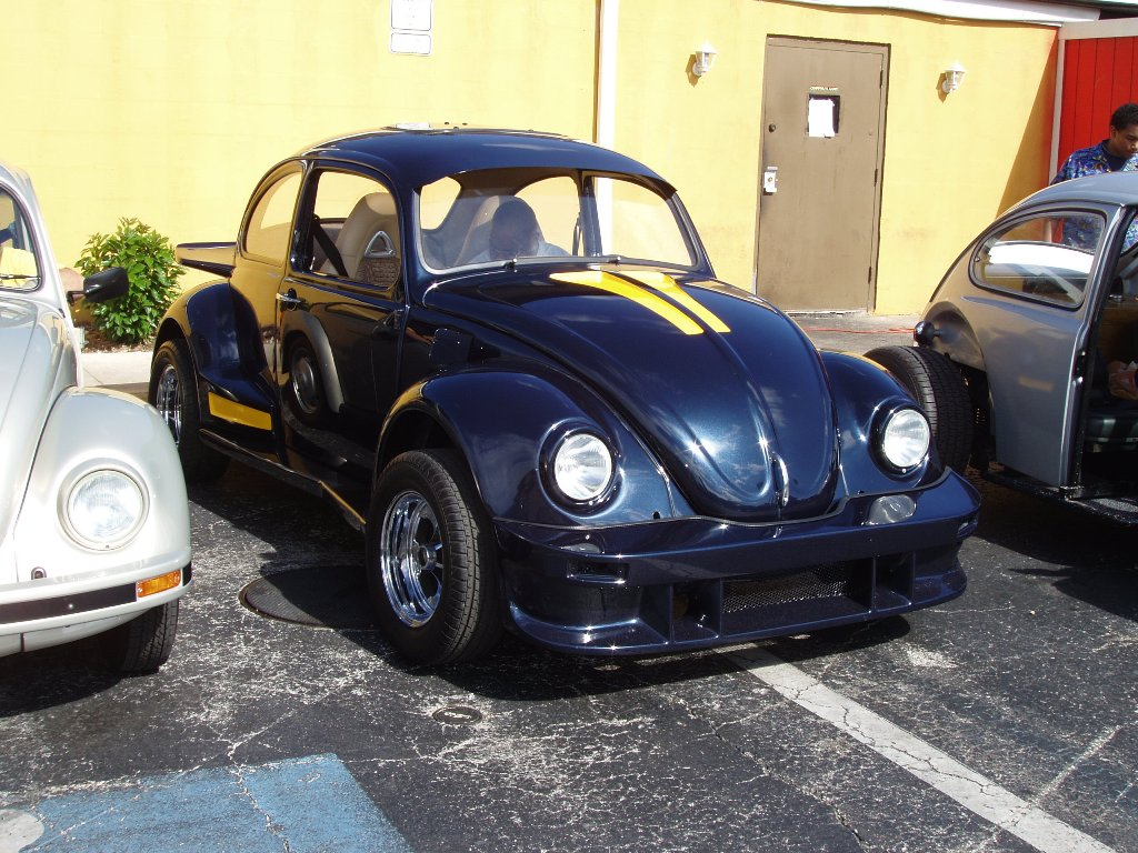 Bugblast 4, Tampa