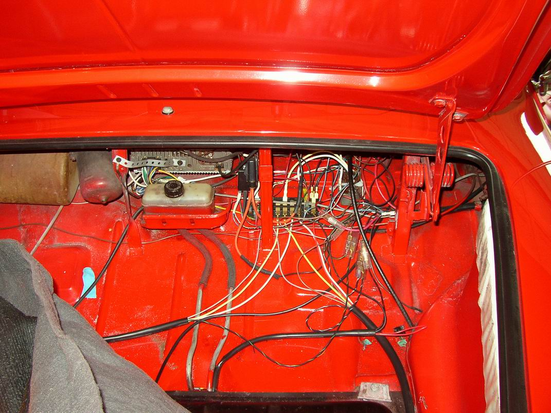 1973 Super Beetle Wiring Diagram Http Wwwthesambacom Vw Forum