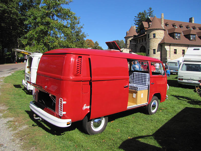 Transporterfest/VW Day 2010