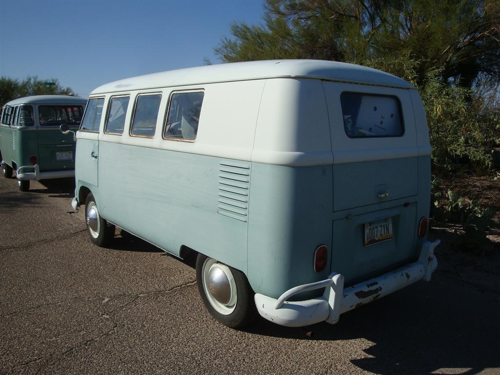 '62 Turquoise Standard