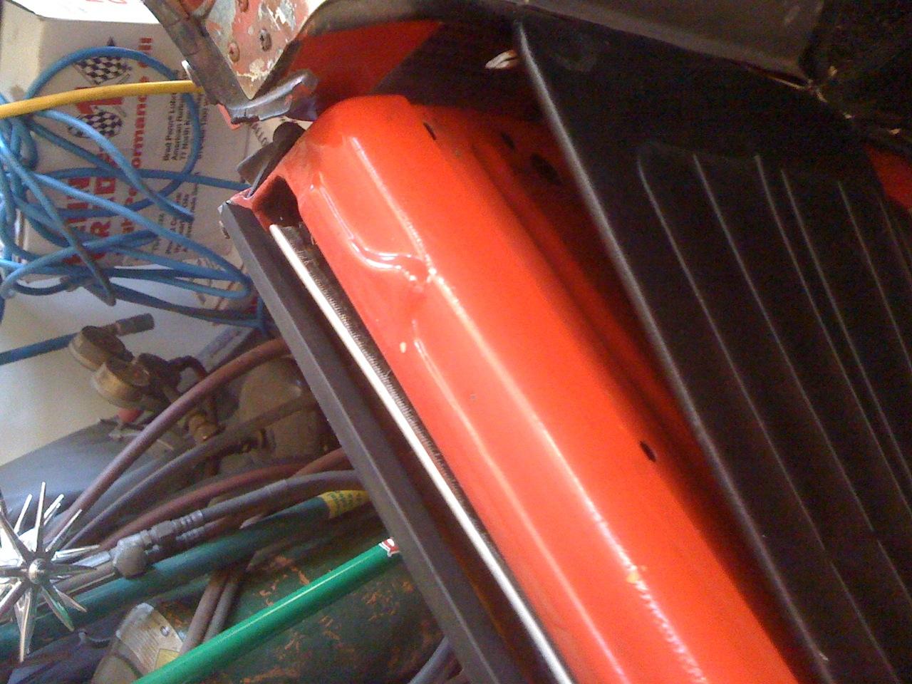 Thesamba Com Ghia View Topic Karmann Ghia Door