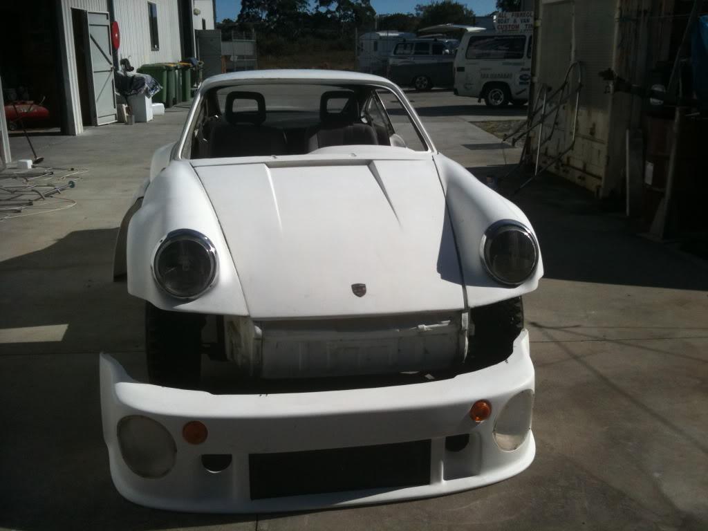 TheSamba.com :: Gallery - porsche 911 turbo kitcar