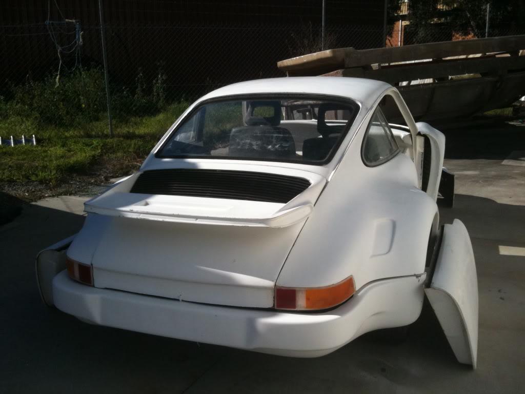 TheSamba.com :: Gallery - porsche 911 kitcar