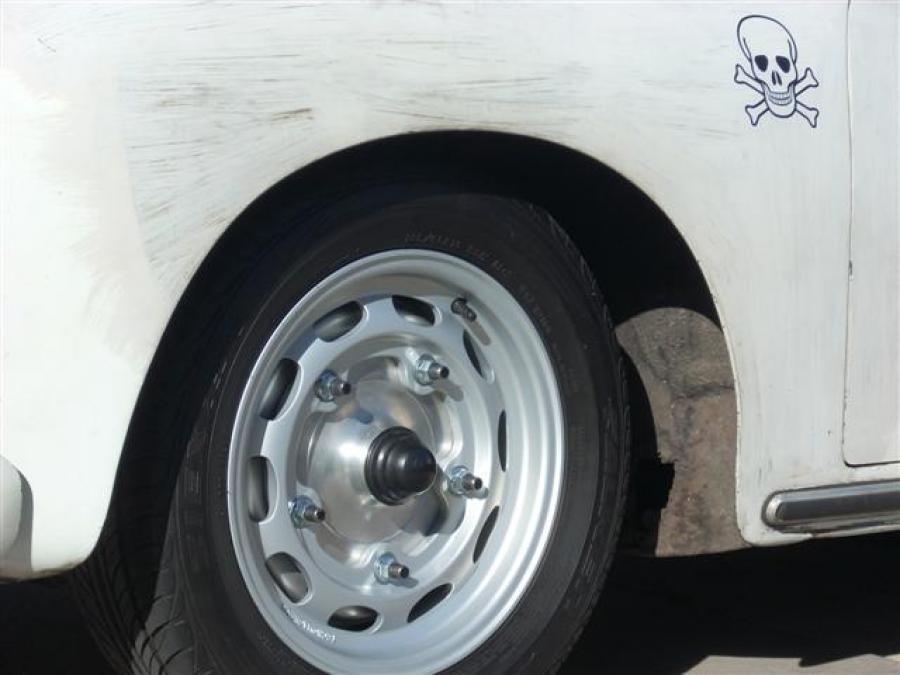 New Tecnomagnesio wheels