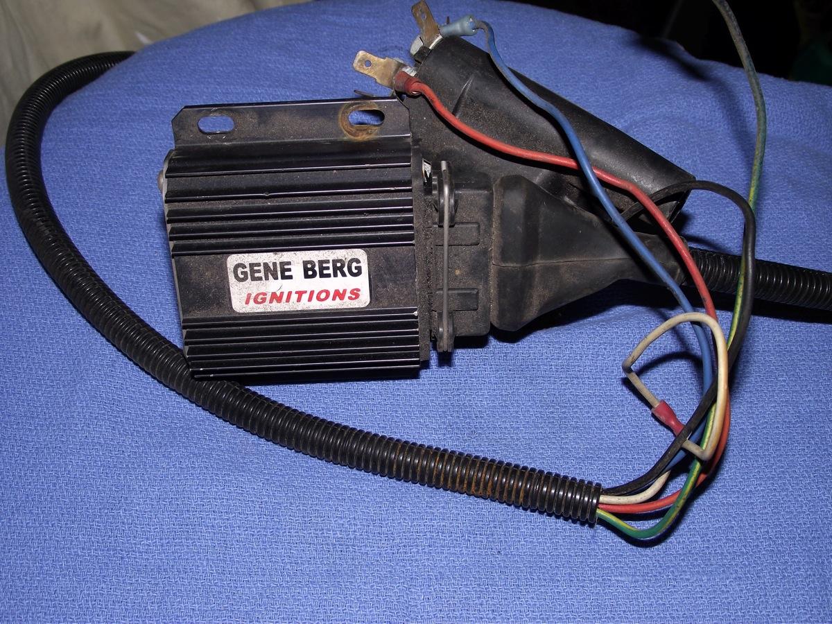 Gene Berg CDI ignition