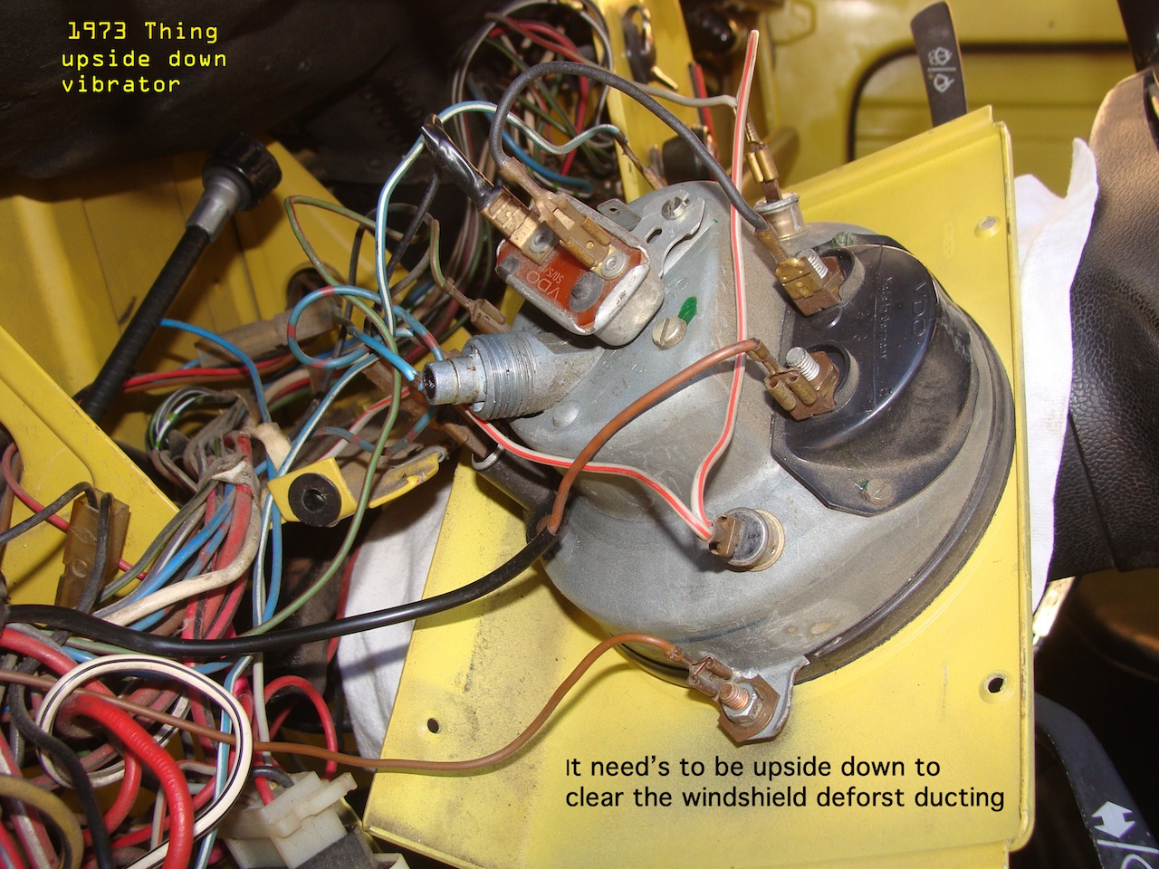 On A 12 Volt Gauge Wiring Diagram For Vw Library Honda Picture Image May Have Been Reduced In Size Click To View Fullscreen