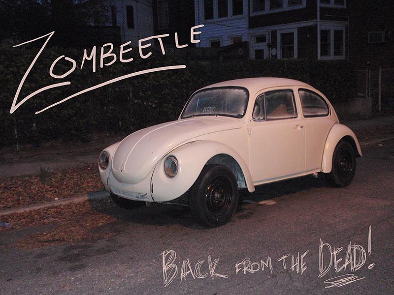 DreadPirateRobert's 1971 Super Beetle