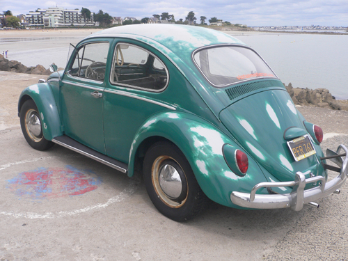 what patina really is, not the rust that vw guys seem to call patina