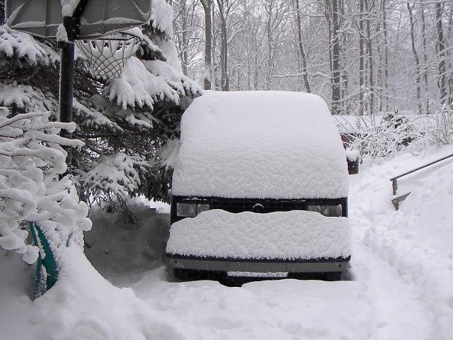 Mid week snow