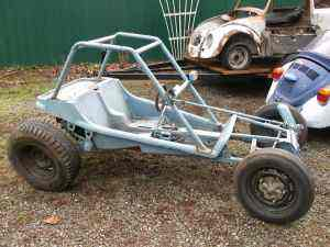 Meyers Tow'd Rolling Chassis