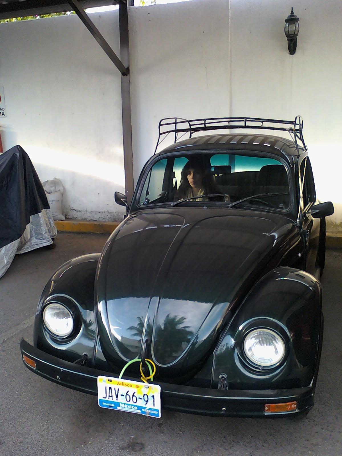 VW vocho 1998