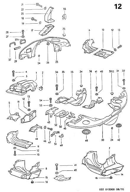 1973 vw engine tin diagram diy wiring diagrams u2022 rh dancesalsa co VW Beetle Engine Diagram VW Type 3 Engine Parts