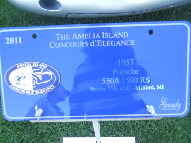 2011 Amelia Island Concours