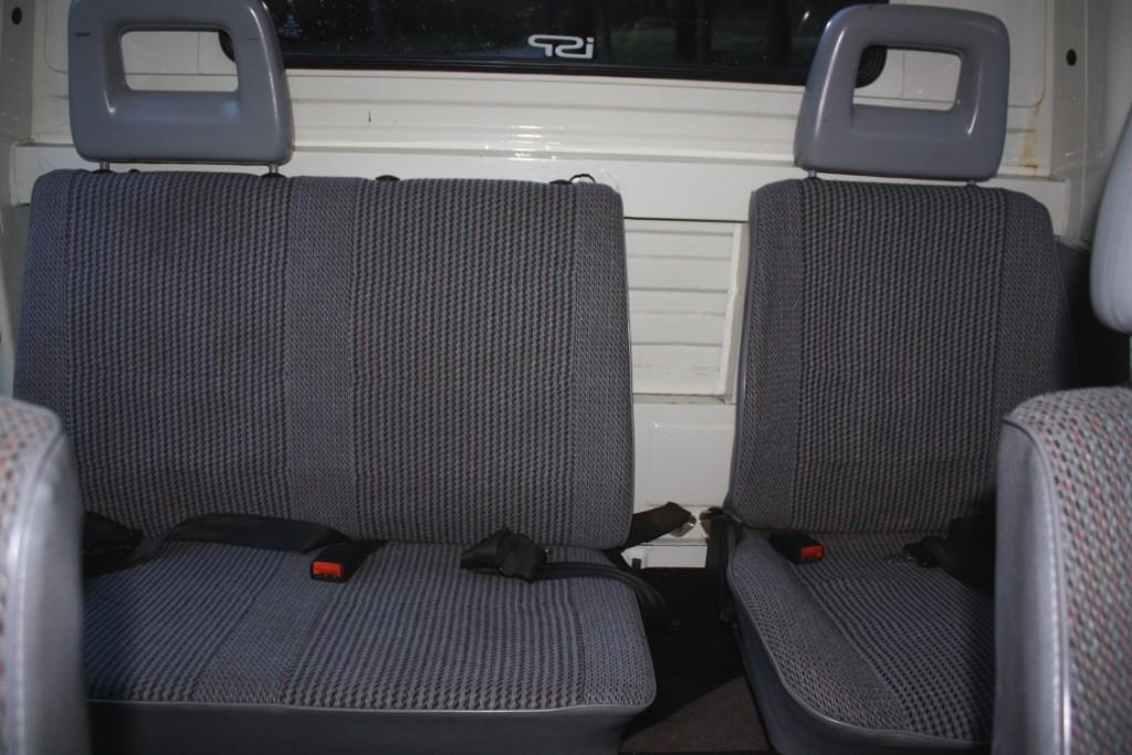 TheSamba.com :: Vanagon - View topic - Doka Rear Seats ...
