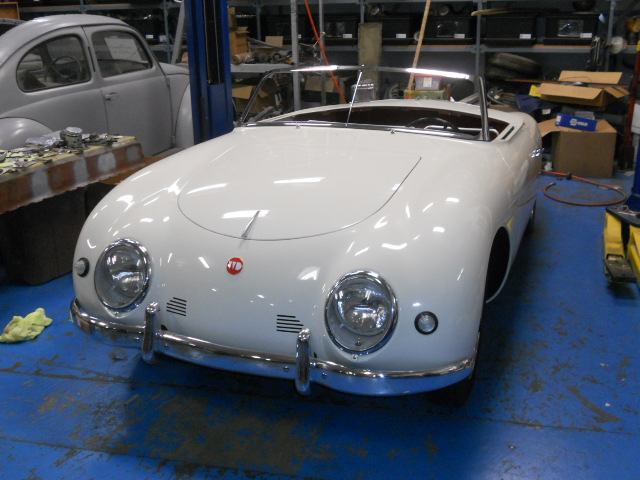 Denzel DK158 restoration