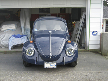 Thesamba Com Beetle Late Model Super 1968 Up View