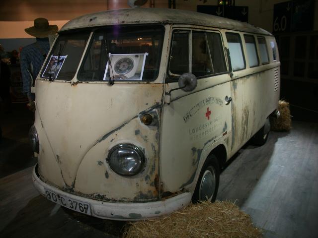 1956 Ambulance barnfind