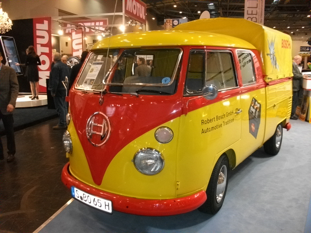 1965 Crew cab BOSCH classic automotive