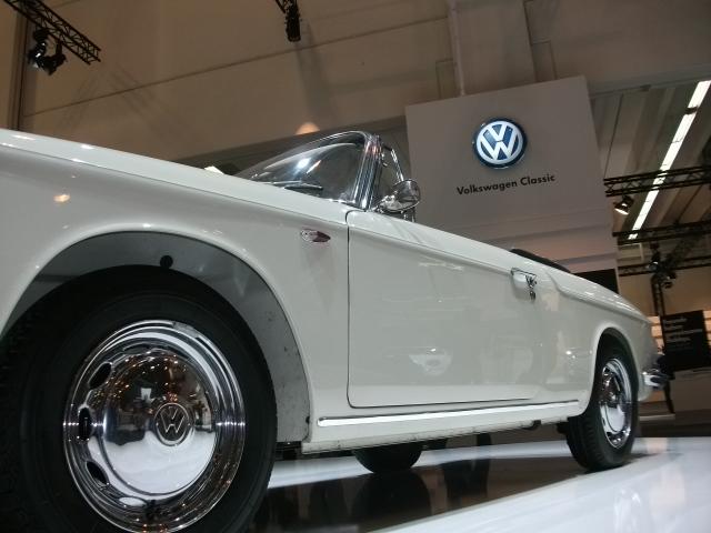 1962 Type 34 convertible prototype 2011 at Techno Classica/Essen