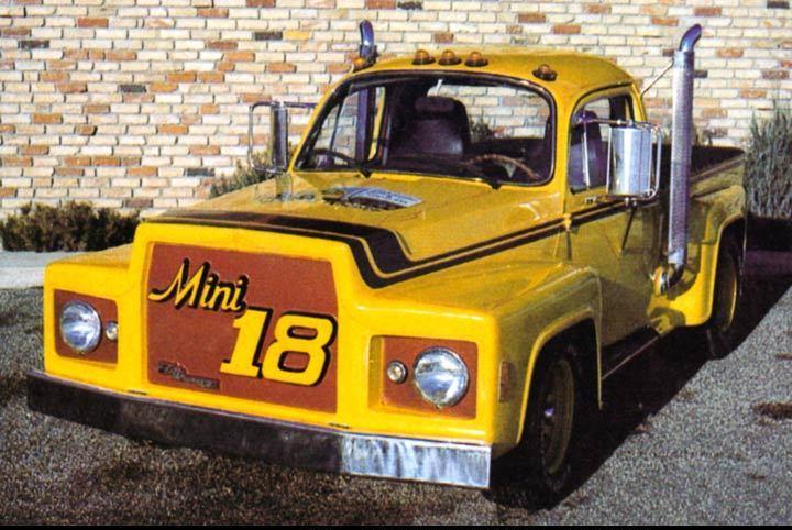 Gallery 1980 Mini 18 Pickup Truck Vw Elite Kit