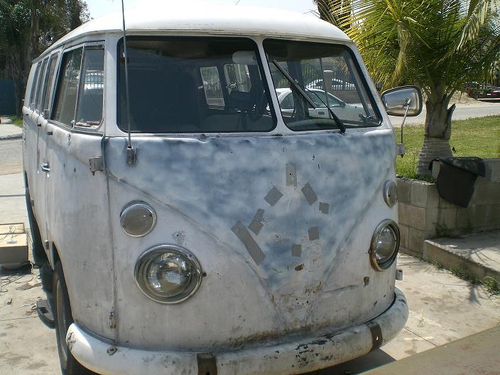 '66 Standard Bus