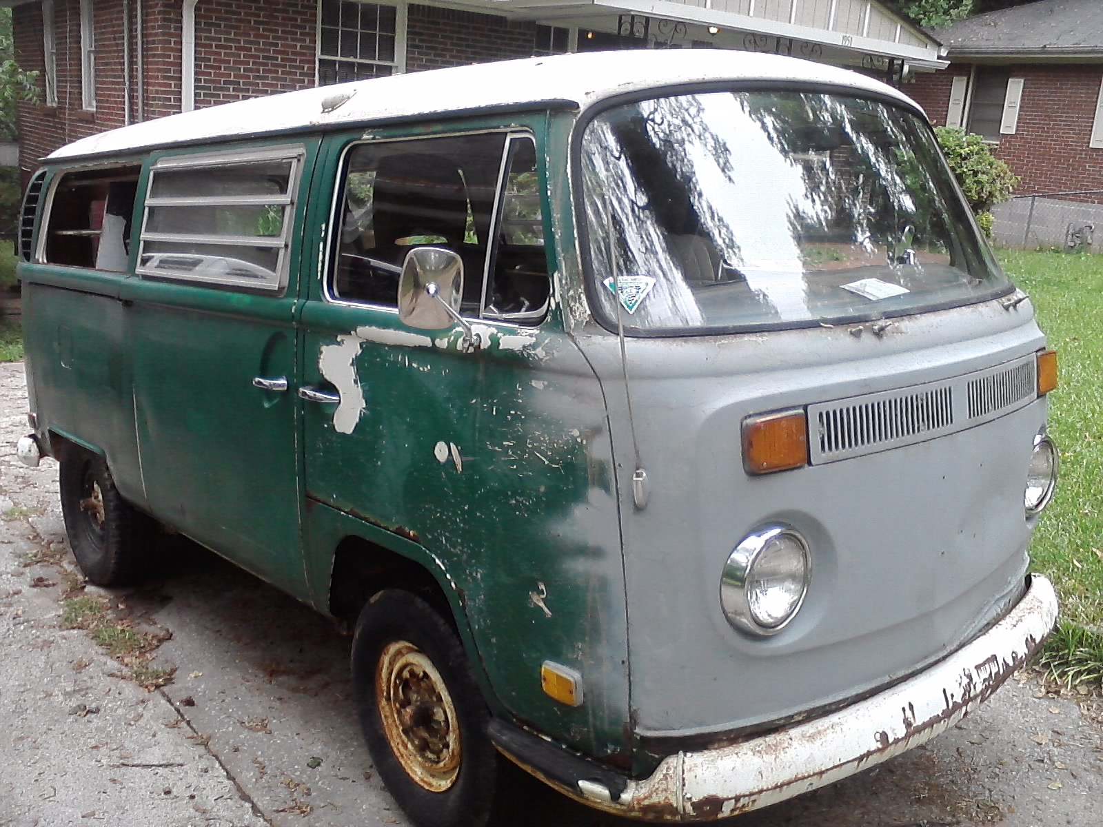 gallery my new purchase 1970 vw t2 bus. Black Bedroom Furniture Sets. Home Design Ideas