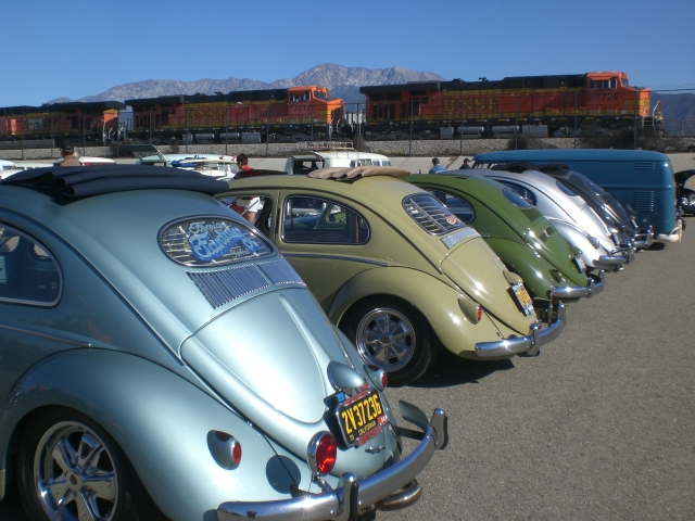 FOREIGN FANTASY VW CLUB @ bug in 36 car show