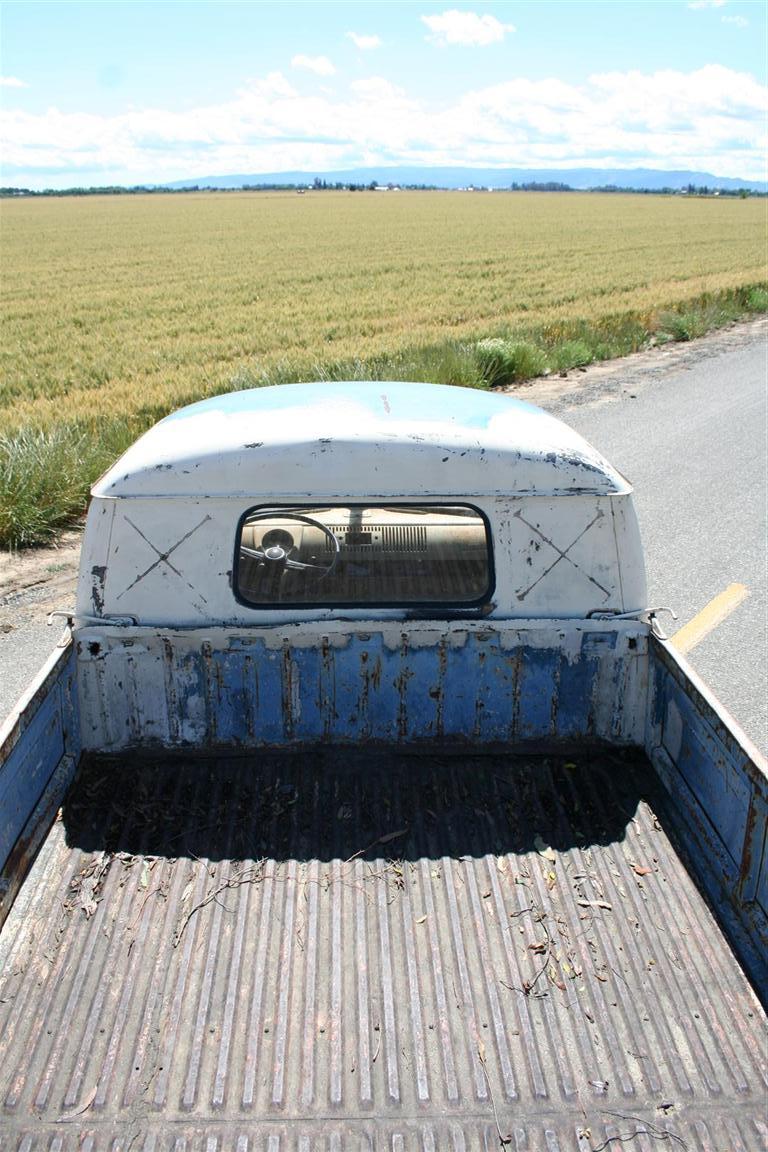 58 Single Cab