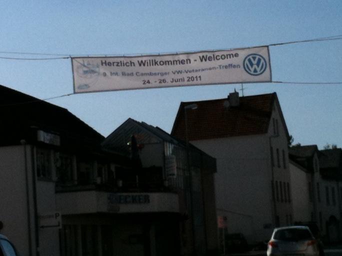 Banner Bad Camberg 2011
