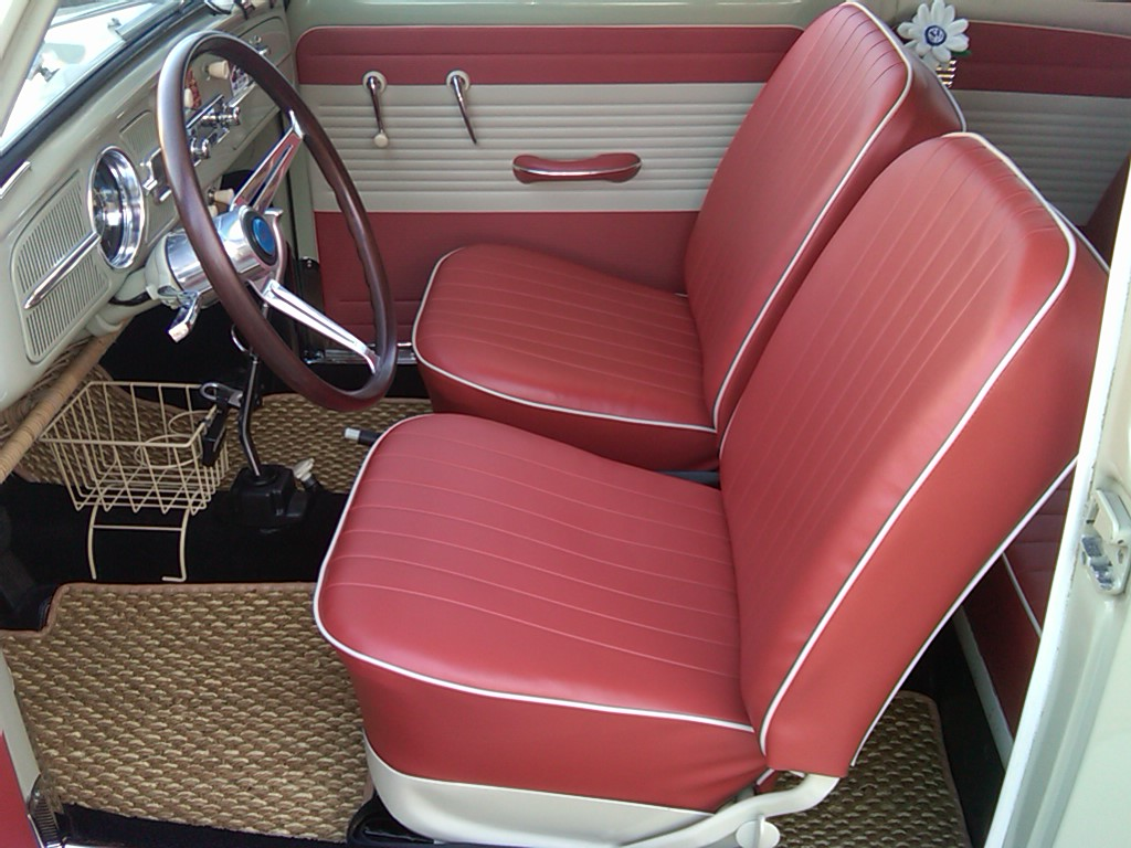 beetle 1958 1967 view topic seat re upholstering. Black Bedroom Furniture Sets. Home Design Ideas