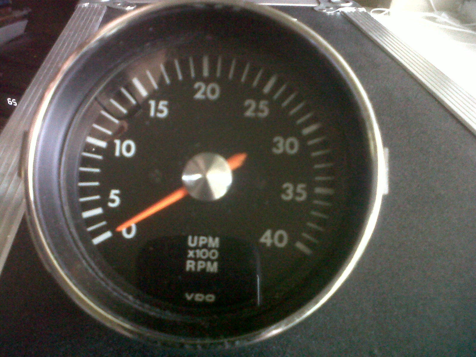 Vdo Tachometer Wiring 4000 Real Diagram Chevy Tach Thesamba Com Accessories Memorabilia Toys View Topic Rpm Rh Schematic