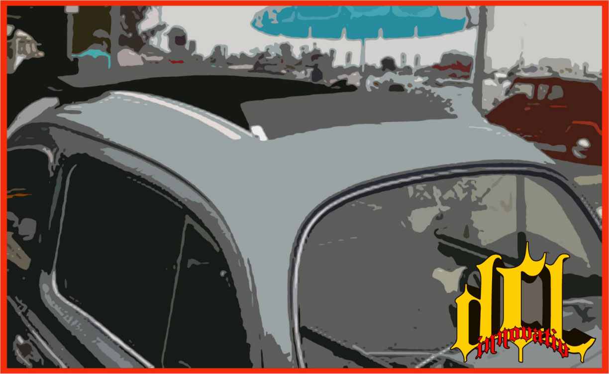 RagTop wind deflector from DCL Innovativ