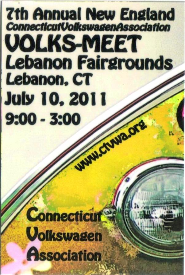 CVA Lebanon 2011 dash plaque and award plaque artwork