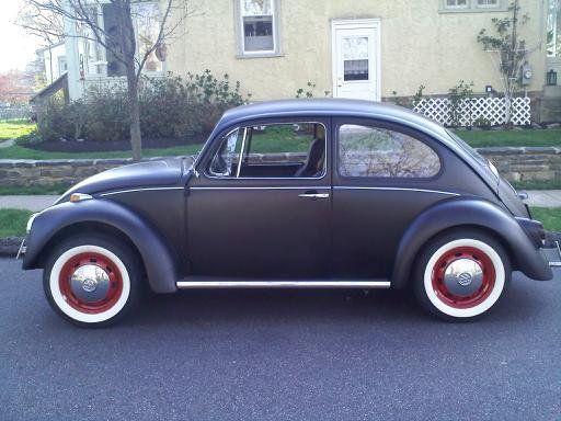 TheSamba.com :: Gallery - '68 VW beetle rat rod