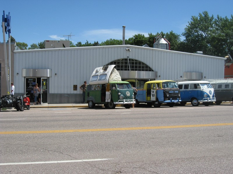 2011 Busses at the Brewery Colorado Springs