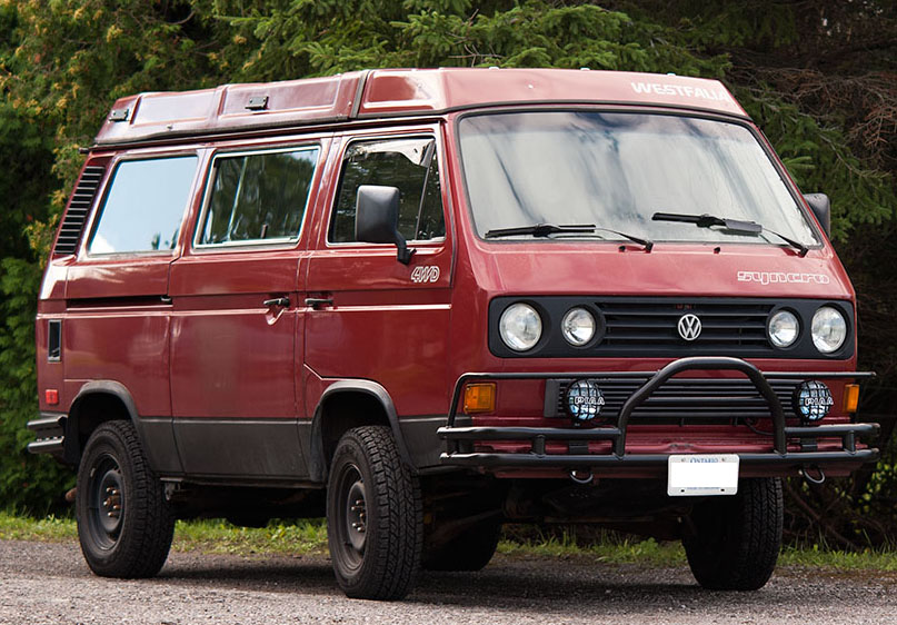TheSamba com :: Vanagon - View topic - Gowesty bumpers or