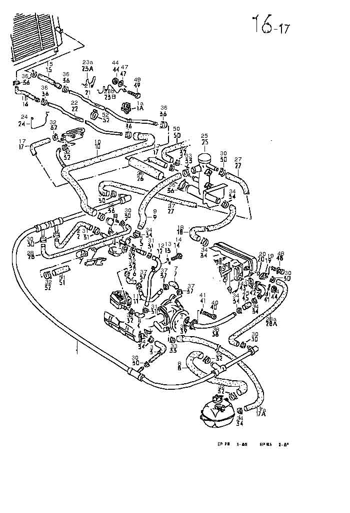Vr6 Firing Order And Spark Plug Wires Connecting Order also Discussion C1692 ds543656 in addition Toyota Camry Ignition System Wiring And Circuit together with 281950104861 furthermore 2001 Vw Golf Exhaust Diagram. on vr6 engine parts