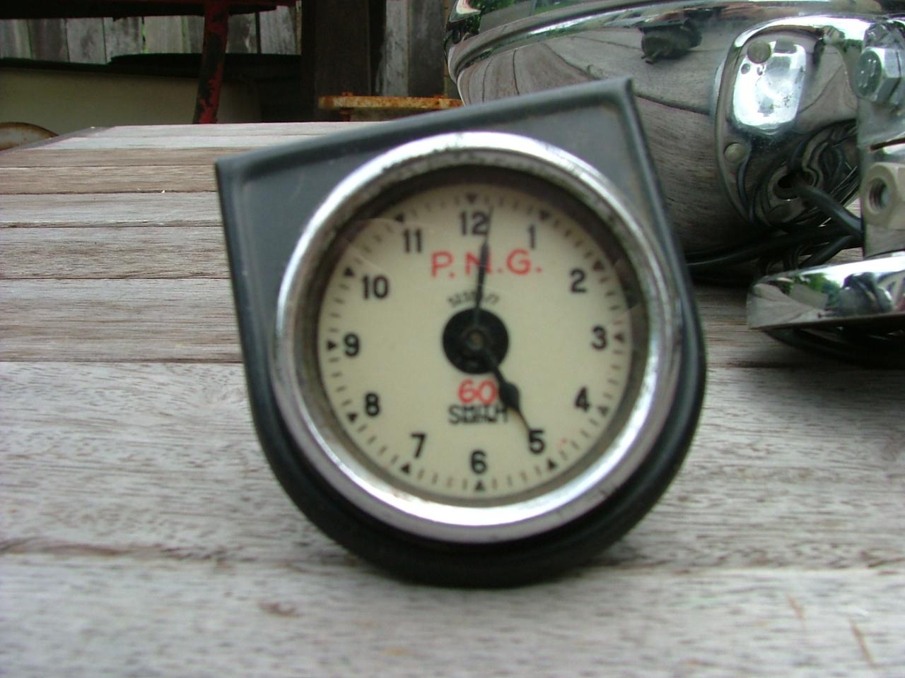 PMG clock